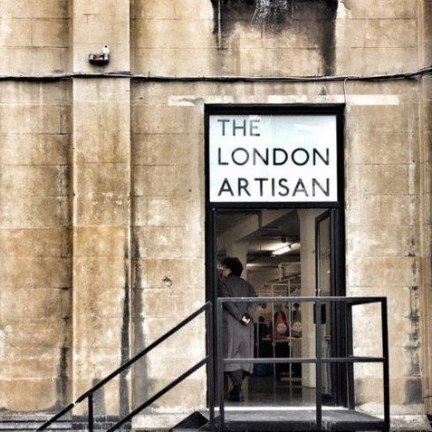The London Artisan: £10 off every booking and the option to sell within the TLA online shop