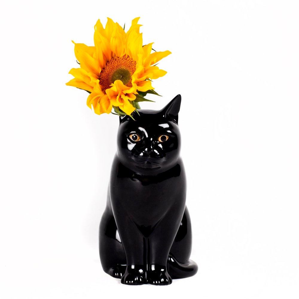LUCKY CAT TABLE VASE