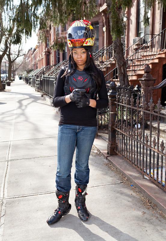 Lenora Hankerson,  Brooklyn, NY, 2012
