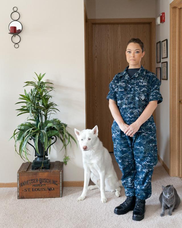 Heidi Hankerson,  Waukegan, IL, 2012