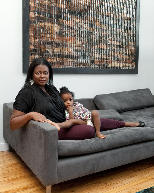 Diane and Isa,  Brooklyn, NY, 2012