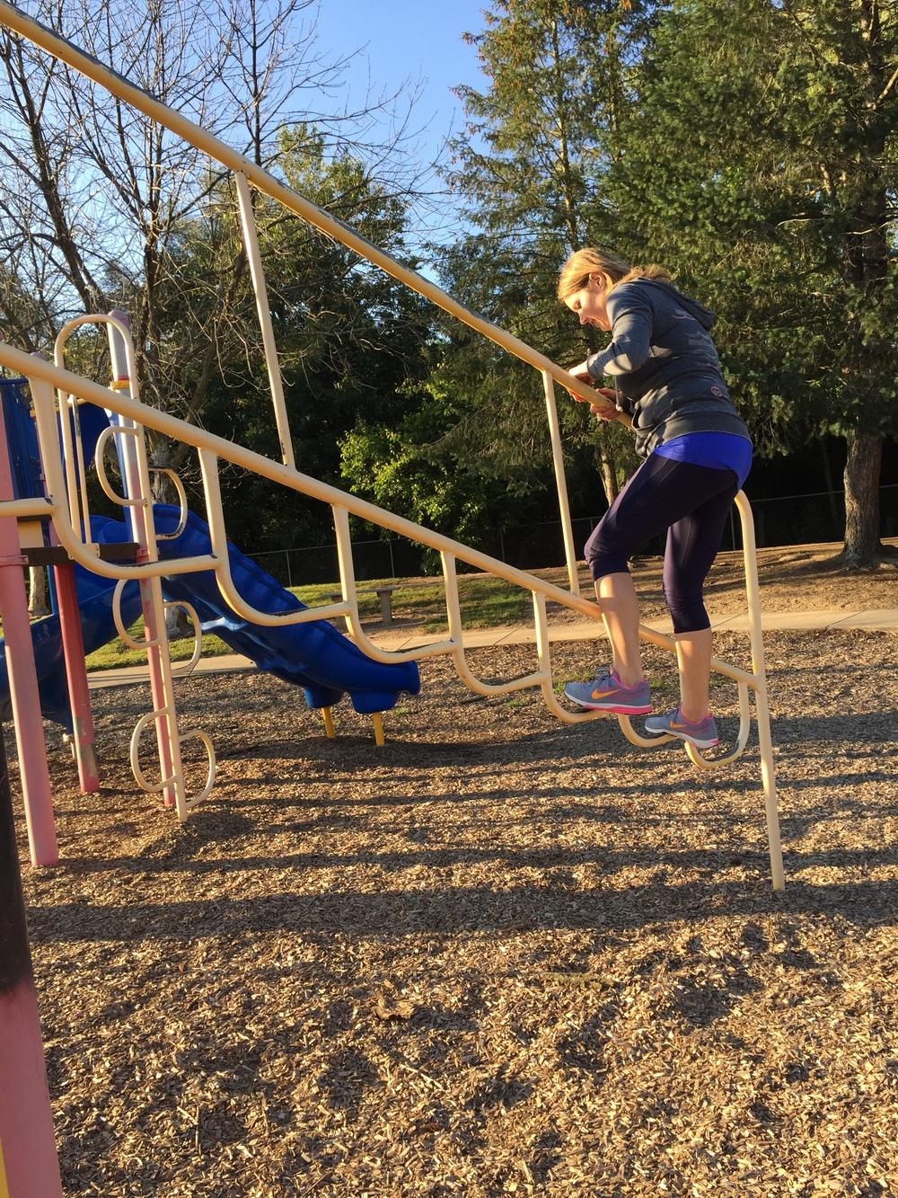 Climbing Apparatus