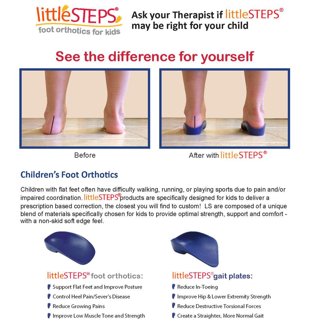 LittleSteps Overview