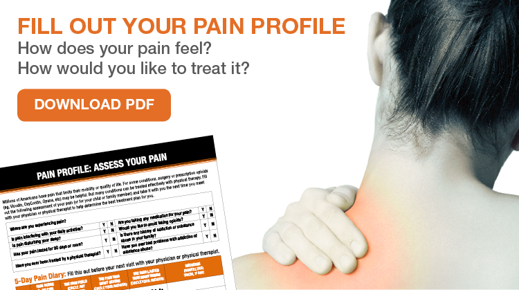 A Comprehensive Pain Assessment Tool, courtesy of MoveForwardPT.org
