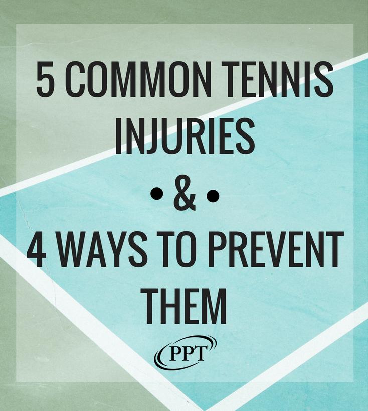 5 Common Tennis Injuries&4 Ways to Prevent Them.png