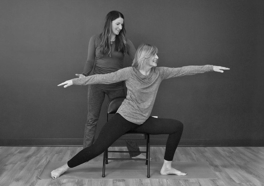 Gentle Yoga - with Props