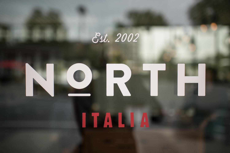 North Italia Logo north italia restaurant — cliff william fong photography