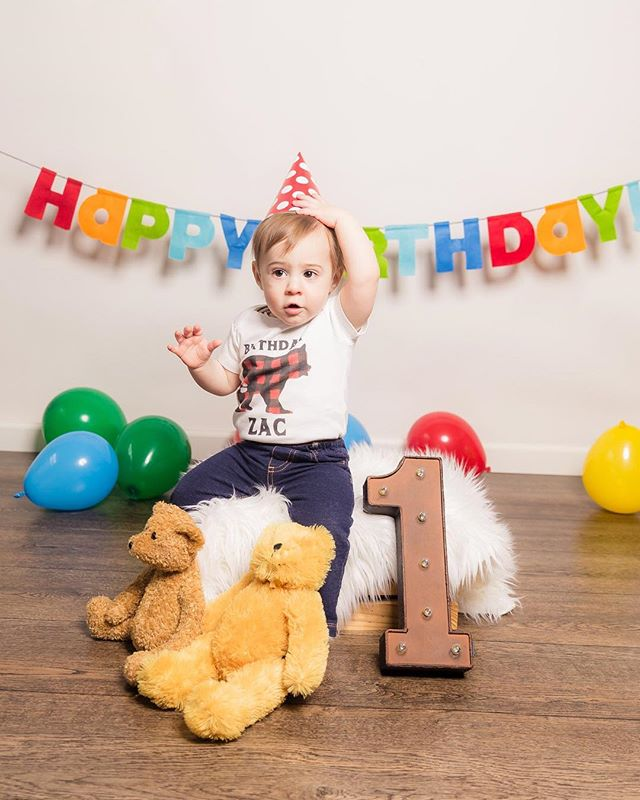 What a cutie! #firstbirthday #birthdayboy #Wallawallastudios #canon #canonphotography #weddingphotography #engagementphotography #familyphotography #maternityphotography #newbornphotography #portraitphotography #newjersey #nj #jerseyshore #centraljersey #love #art