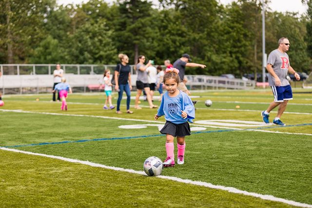 Joss enjoying her first day of soccer... #love #daddysgirl #myheart #princess #canon #canonphotography #jerseyshore #centraljersey