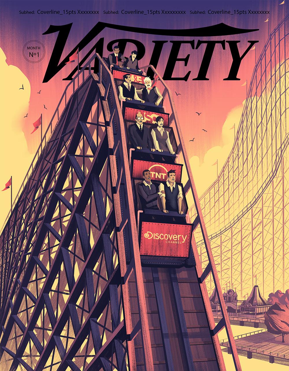 2014 ·Variety Magazine · Nov