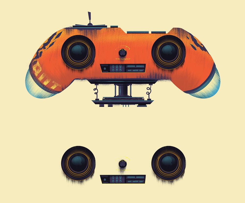 TinyBop · Robot Face 1