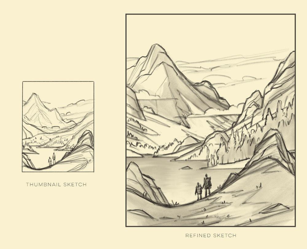 Sketches · REI