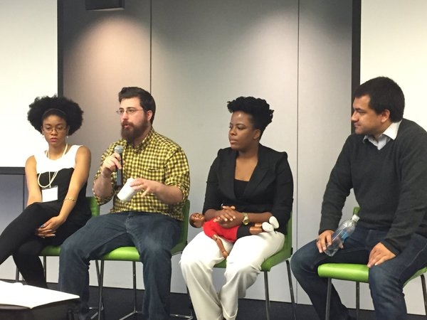 The Entrepreneurship Panel at DigiFabCon 2016