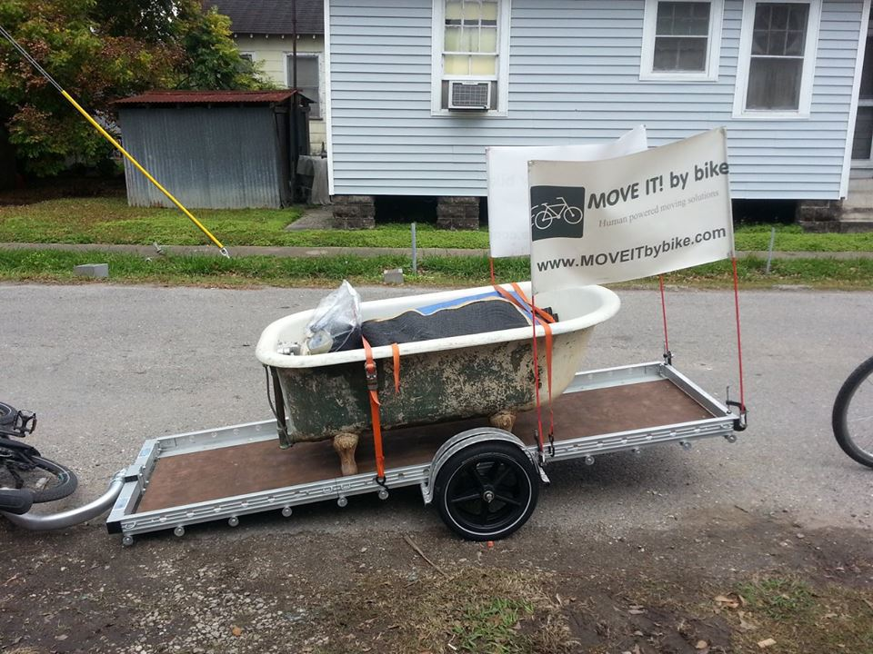 Trailered Tub