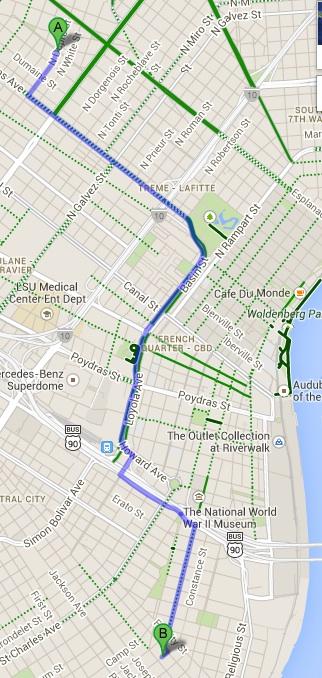 A 4 mile move.