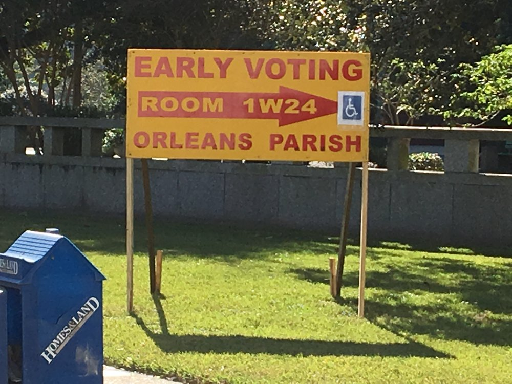 Where to go for early voting