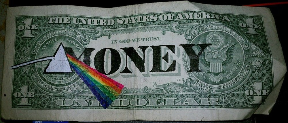 Pink Floyd Money