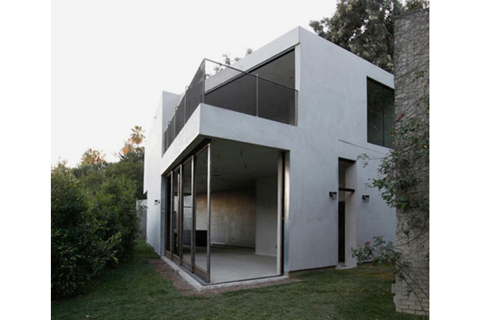 summit guest house: modern beverly hills addition 3