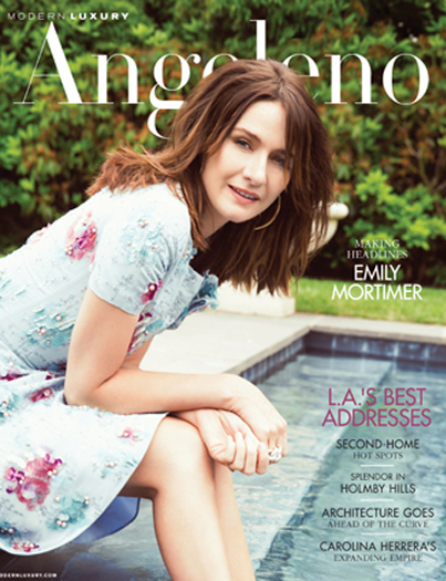 "Angeleno Magazine  August 2013  ""Style and Sustainability"" by Wendy Bowman  Project feature: Four Eyes House   read more"