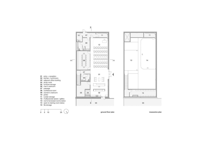Hangar Office Leed Platinum Office Conversion Of A Los Angeles
