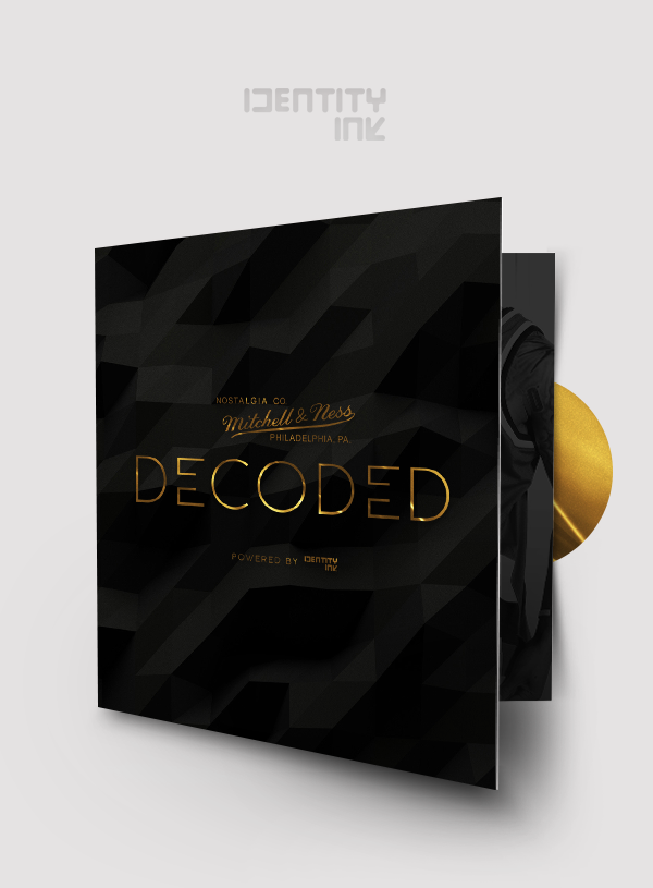 Decoded sponsored by Identity Ink