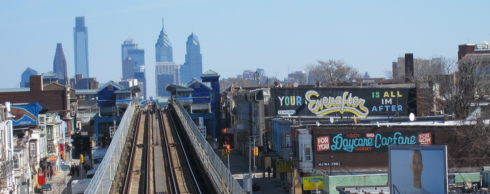 The Broad Street and Market Frankford Lines are now open all nighton weekends for good.Photo courtesy of madaboutthemural.wordpress.com
