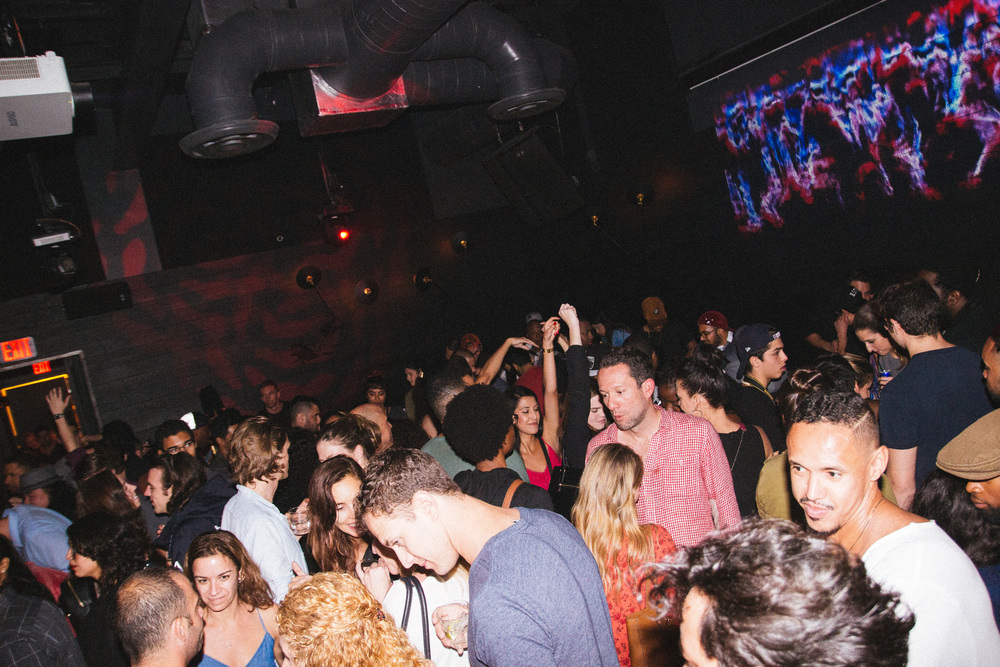 "The ""What a Time"" Party at Coyo Taco in Wynwood / Photo by DVVINCI"