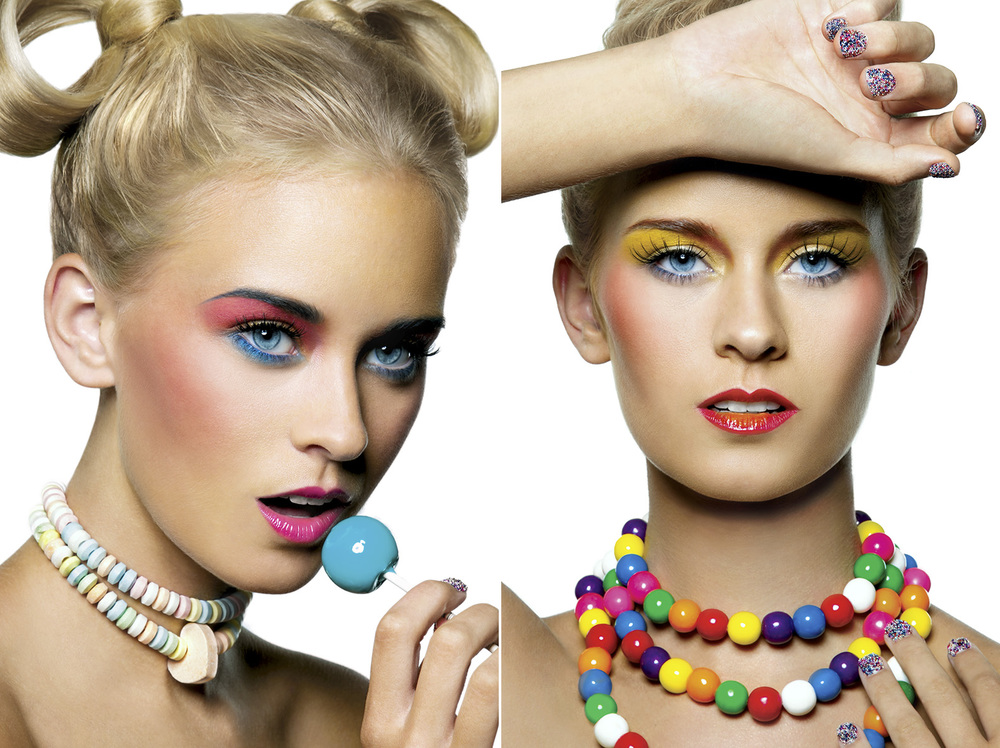 Institute Magazine Beauty Editorial