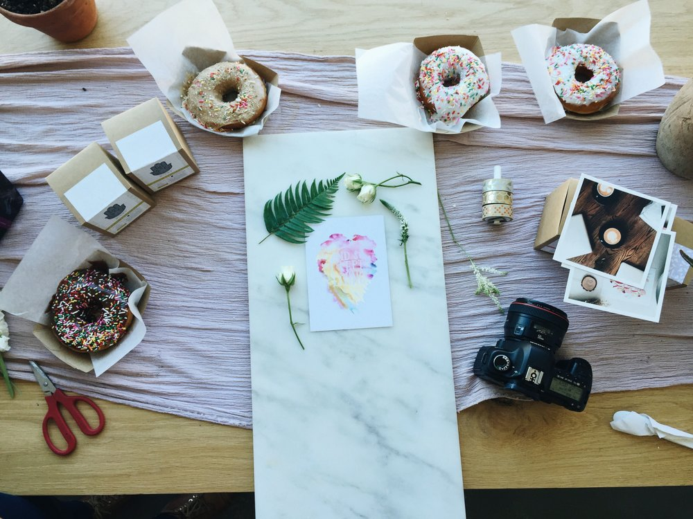 What I Learned From A Product Shoot | Ellie Be