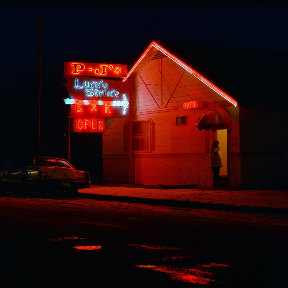 P.J.'s Lucky Strike, Elko, Nevada 1995