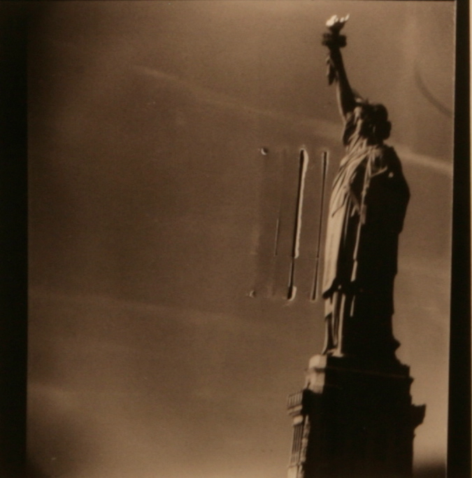 Statue with Frontage, New York City, NY 1998