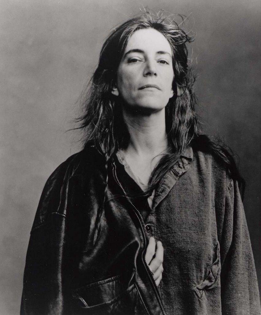 Patti Smith, New York, 1996