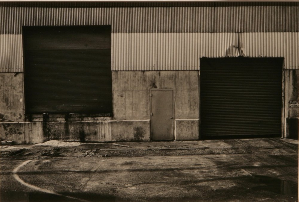 Untitled (Garage Doors)