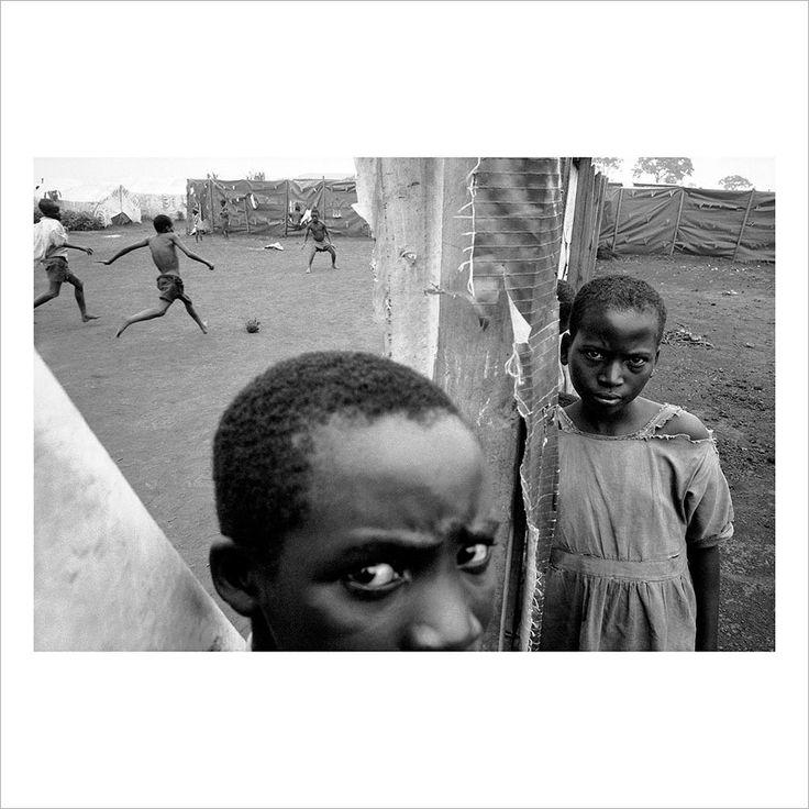Tanzania, Benaco, Rwandan Refugees, 1995