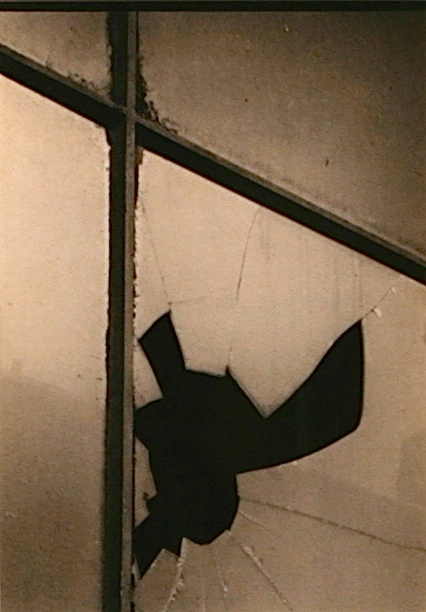 Untitled (Broken Glass) 1947