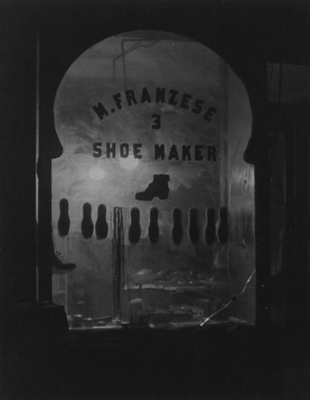 M. Franzese, Shoemaker