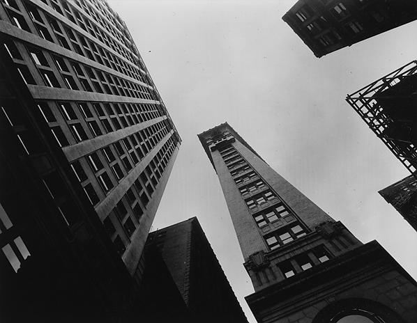 Five Corners Near Wall Street