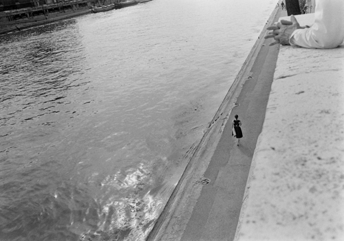 Along the Seine, 1985