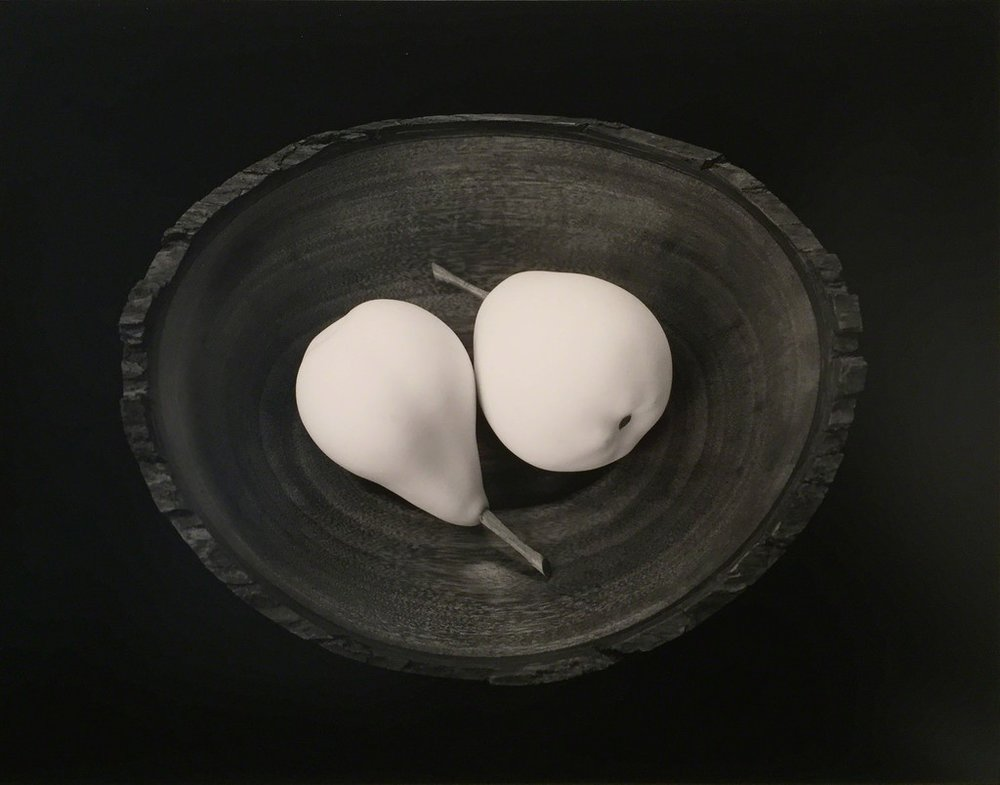 - Two Pears, Cushing, MEPaul CaponigroLoaned to the Nasher Museum of Art at Duke UniversityDurham, North Carolina, 2013