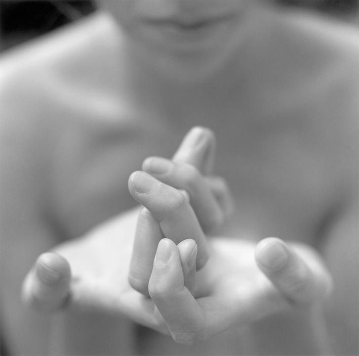 Nikki's Hands
