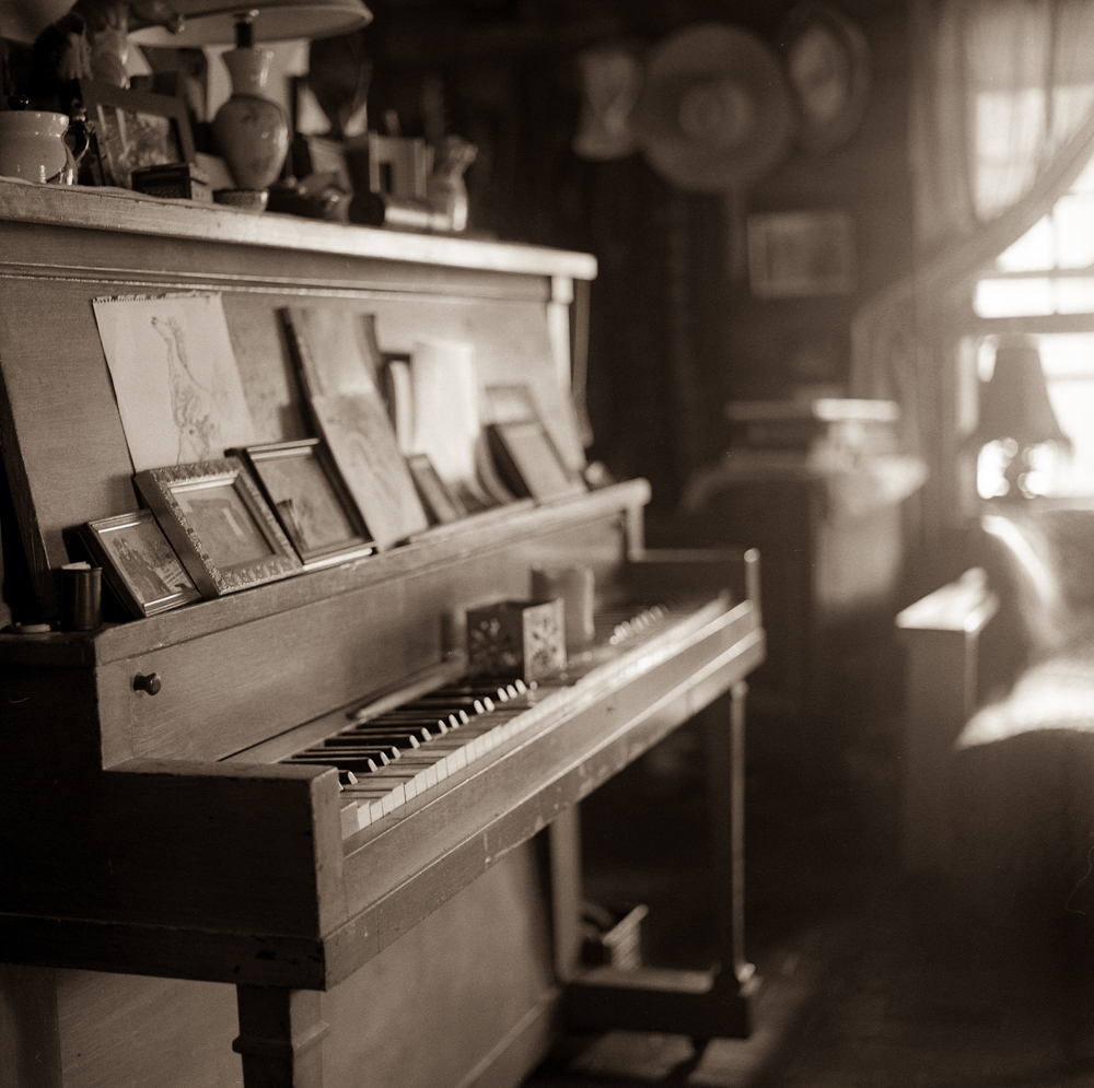 The Old Upright