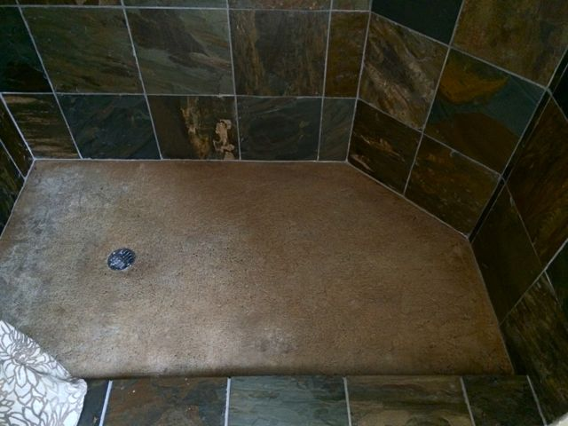 One Of Our Recent Showers Temecula Construction Llc