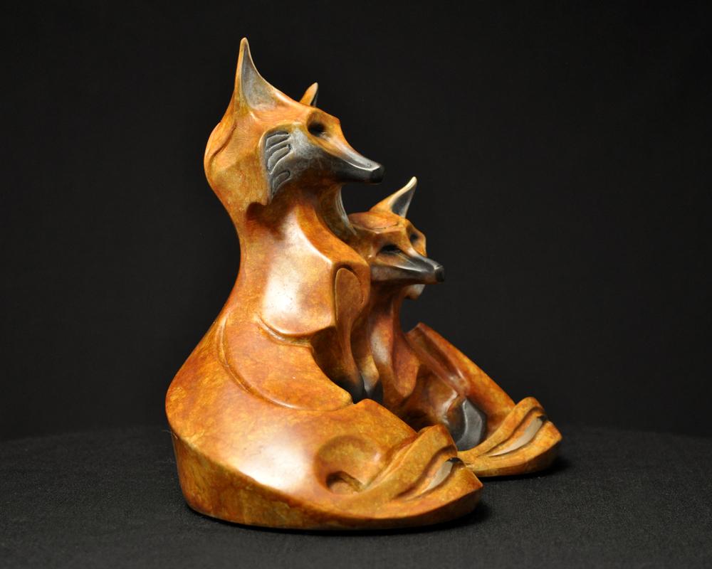 bronze-fox-couple-sculpture-john-maisano-4.jpg