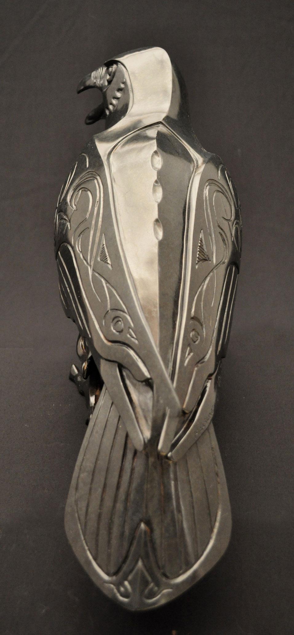 Raven-Sculpture-Bronze-John-Maisano---3.jpg