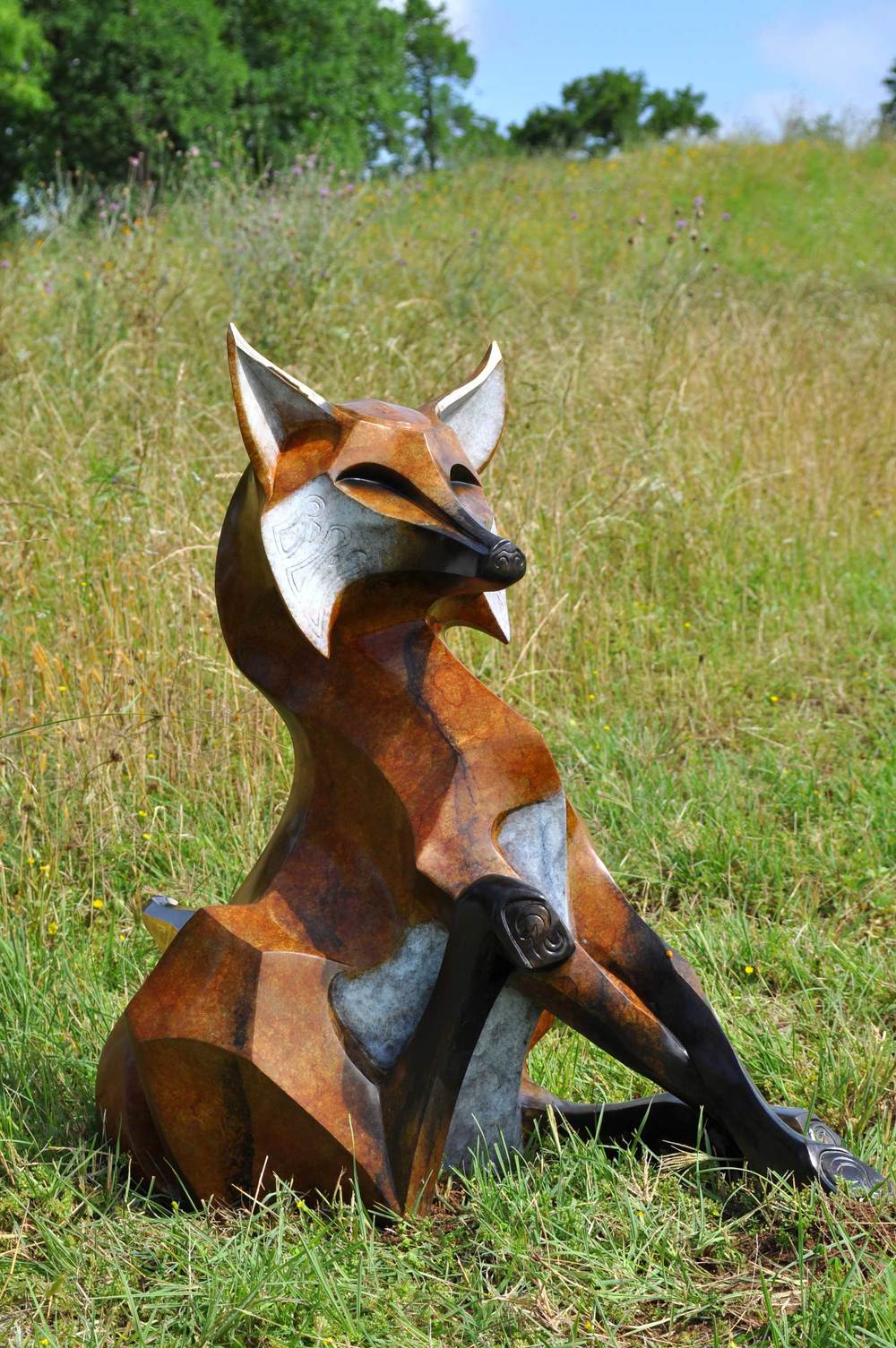 Bronze-Fox-Sculpture-Monument-by-John-Maisano---7.jpg