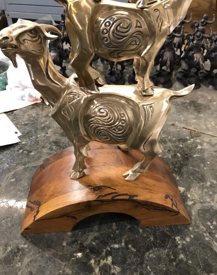 bronze goat sculpture by john maisano - 3.jpg