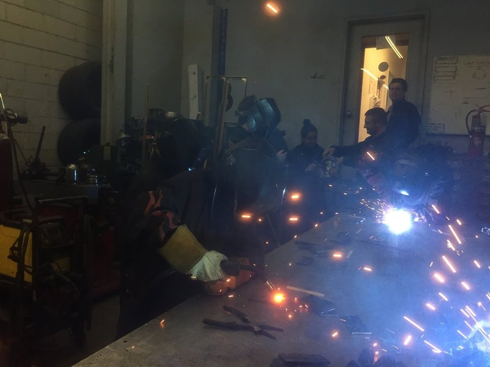 sparks and welding.JPG