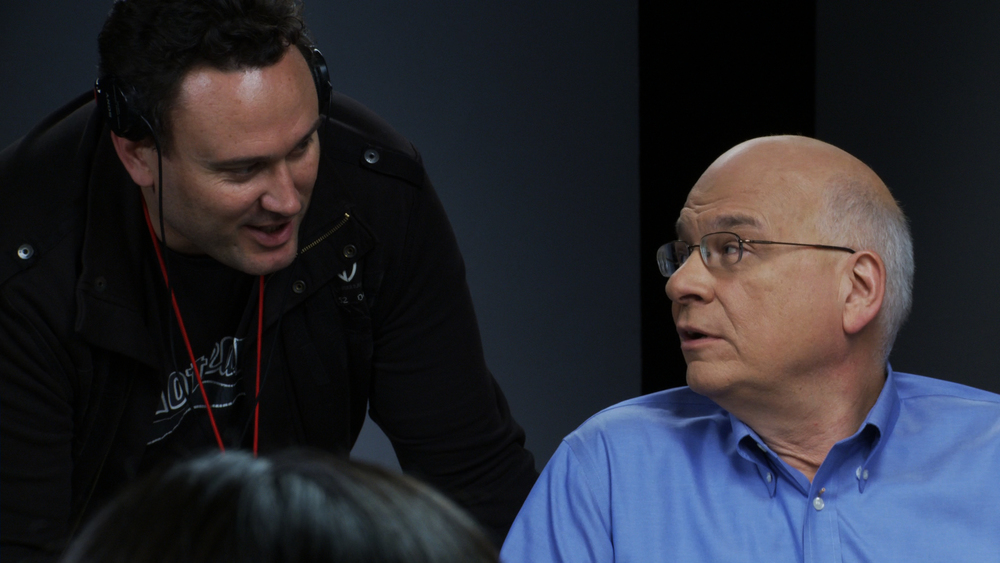 Filmmaker Andrew Hunt and Author Tim Keller