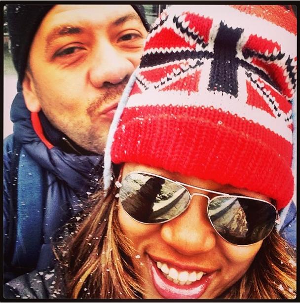 Elliot and Danyel | Dec 2013 | Selfie