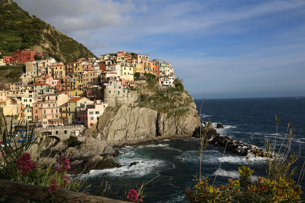 Cinque Tierre, Italy